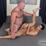 157-150x150 Muscle Daddy and Younger Swap a Hot Nutty Cum Load - Bronson Gates & Michael Rogue