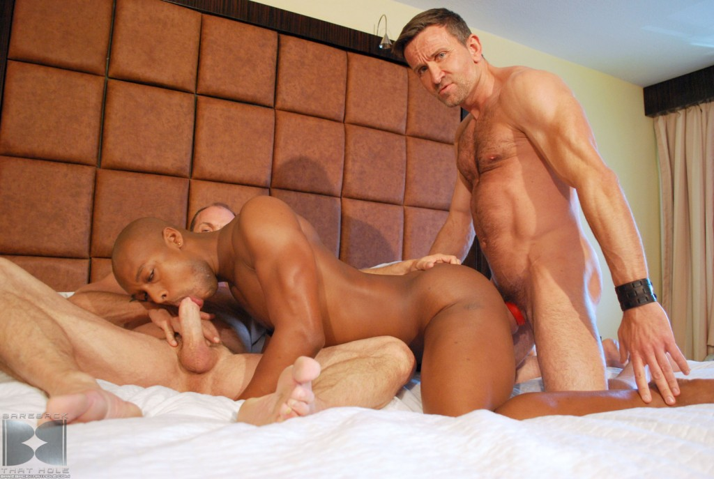 17_321-1024x687 White Daddies Matt Sizemore And Bill Marlowe Spit-Roast Jack Panther's Sweet Black Holes