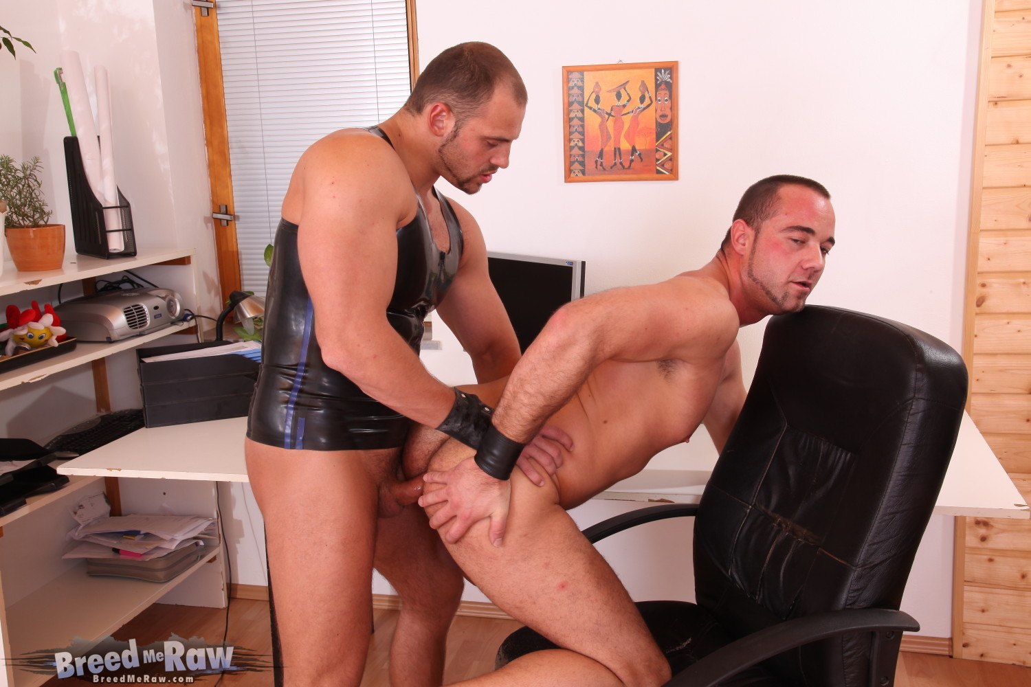 19 IMG 9063 Bareback Fucking At The Office With Zack Hood And Ben Reed Ends in a Nutty Butt!