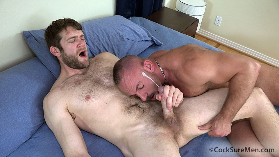 207 Brenden Cage and Troy Collins 69 and Fuck Hard