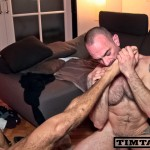 Otelo Priam 101 150x150 Amateur Rubdown Leads to Bareback Fucking and a Cum Facial