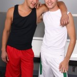 chaosmen isaiah tyler hires 01 150x150 Isaiah and Tyler in a Hot Glory Hole and Hot Bareback Bathroom Fuck Session
