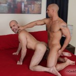 171-150x150 Hairy Bald Headed Studs Wrestle and Fuck