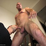 NewYork Straight Men Rocco and Trey Amateur Straight Guy Gets First Blowjob DSCN5094 150x150 Straight NYC Bouncer Gets His Cocked Sucked By A Guy For the First Time