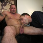 NewYork Straight Men Rocco and Trey Amateur Straight Guy Gets First Blowjob DSCN5105 150x150 Straight NYC Bouncer Gets His Cocked Sucked By A Guy For the First Time