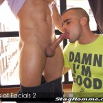 STAGHOMME DAMIEN CROSSE MOST CUM EVER full 03 150x150 Straight Guys Give Huge Cum Facials