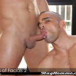STAGHOMME DAMIEN CROSSE MOST CUM EVER full 07 150x150 Straight Guys Give Huge Cum Facials