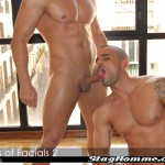STAGHOMME DAMIEN CROSSE MOST CUM EVER full 08 150x150 Straight Guys Give Huge Cum Facials