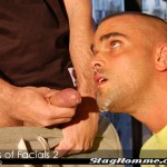 STAGHOMME DAMIEN CROSSE MOST CUM EVER full 15 150x150 Straight Guys Give Huge Cum Facials