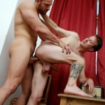 image161 150x150 Sexy Hairy Muscle Stud Fucks a Hot Ass Bareback
