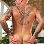Butch Dixon Seth Wilkins Hairy Muscle Daddy IMG 8270 150x150 Bisexual Hairy, Tattooed Daddy Shows His Hairy Ass and Cock