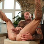 Butch Dixon Seth Wilkins Hairy Muscle Daddy IMG 8293 150x150 Bisexual Hairy, Tattooed Daddy Shows His Hairy Ass and Cock