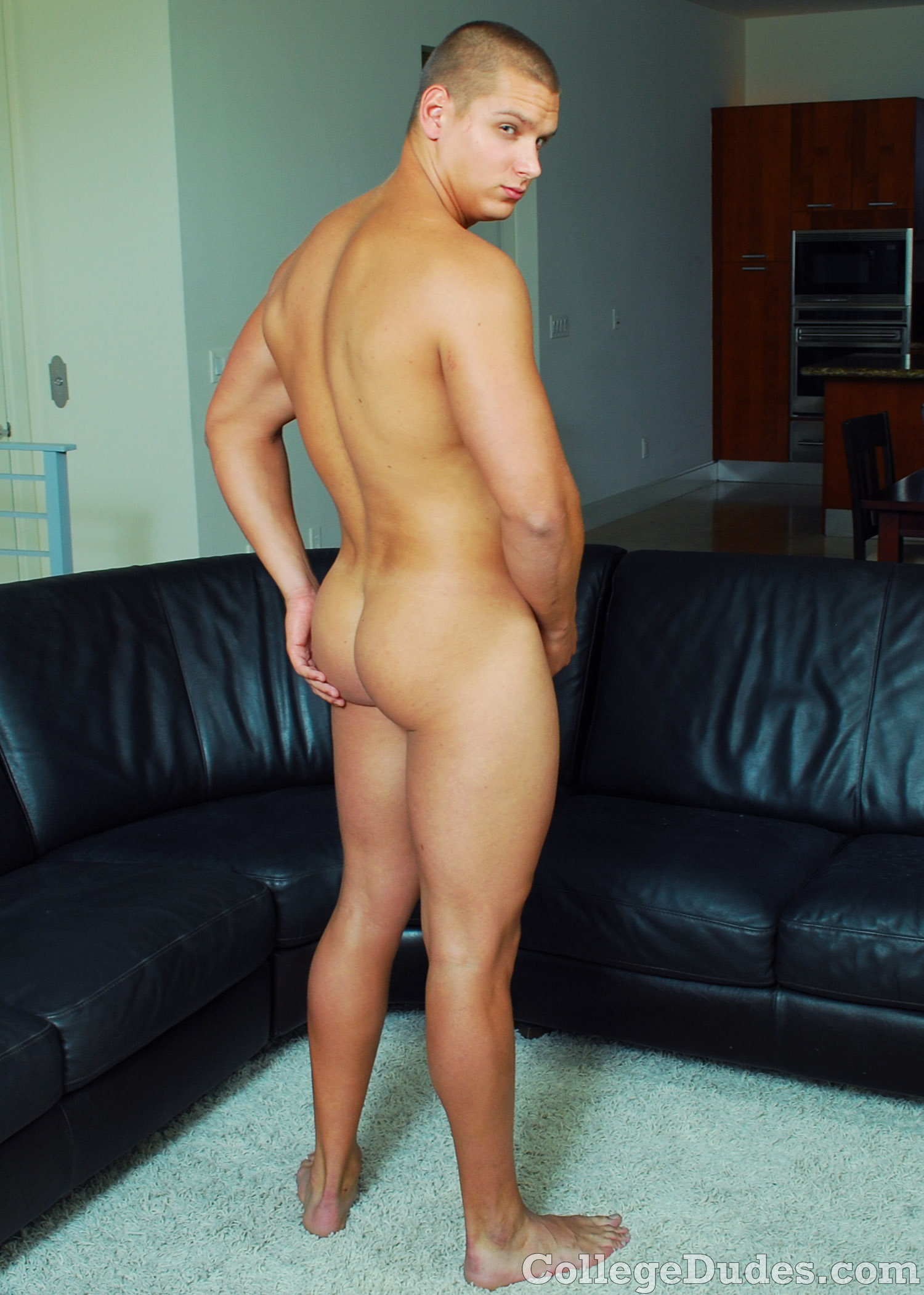 Naked amateur straight men gay when hunky