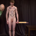First Auditions Dan Straight uncut cock jackoff 0036 150x150 Straight Redhead Shows His Ass and Jacks Off