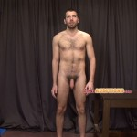 FirstAuditions Lukas Big Uncut Cock Jack Off 04 150x150 Amateur Hairy Young Straight Guy with Uncut Cock Shoots a Huge Cum Load