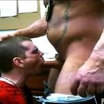 Parole Him Officer Thompson fucks Anthony Mose bareback uncut amateur cock 35 150x150 Hidden Cam: Parole Officer Bareback Fucks his Parolee