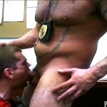 Parole Him Officer Thompson fucks Anthony Mose bareback uncut amateur cock 38 150x150 Hidden Cam: Parole Officer Bareback Fucks his Parolee