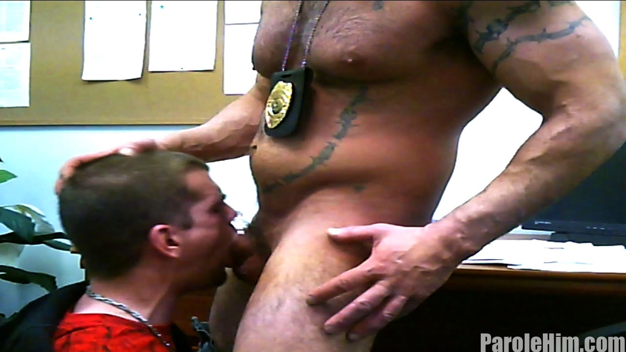 gay sex with a parole officer