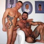 Stag Homme Abel Pozsar and Carlos Gustavo Fucking 06 150x150 Tattooed Brazilian Stud Fucks Abel Pozsar Hard