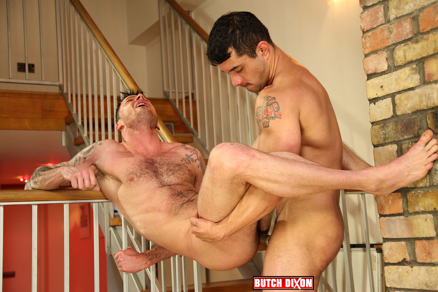 butch dixon Gio Cruz Fucks Eric North Big Big Uncut Cock 12 Thick Latin Cock Stud Rams His Tool In Amateur Ass