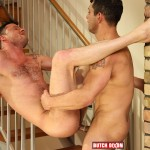 butch dixon Gio Cruz Fucks Eric North Big Big Uncut Cock 13 150x150 Thick Latin Cock Stud Rams His Tool In Amateur Ass