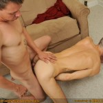 circlejerkboys twinks johnny brenden fuck suck share dildo duo235  73 150x150 Buzzed Head Twink Shares a Double Ended Dildo with Buddy