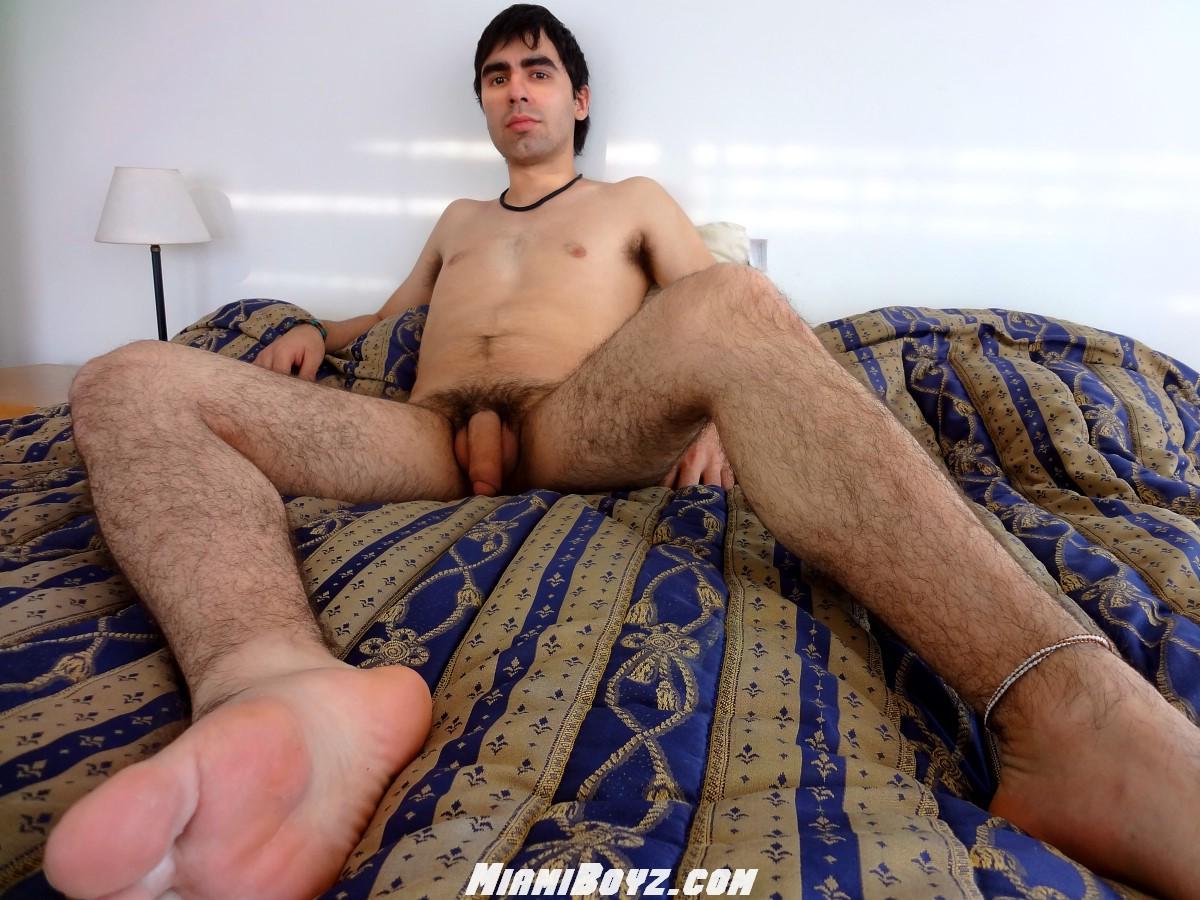 MiamiBoyz-Alan-Huge-Uncut-Cock-35 BI Argentinian Stud Jacks his 10