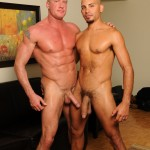 BareBackThatHole Antonio Biaggi and Jake Norris torrent bareback 09 150x150 Huge Latino Cock Barebacks a Hot Muscle Daddy