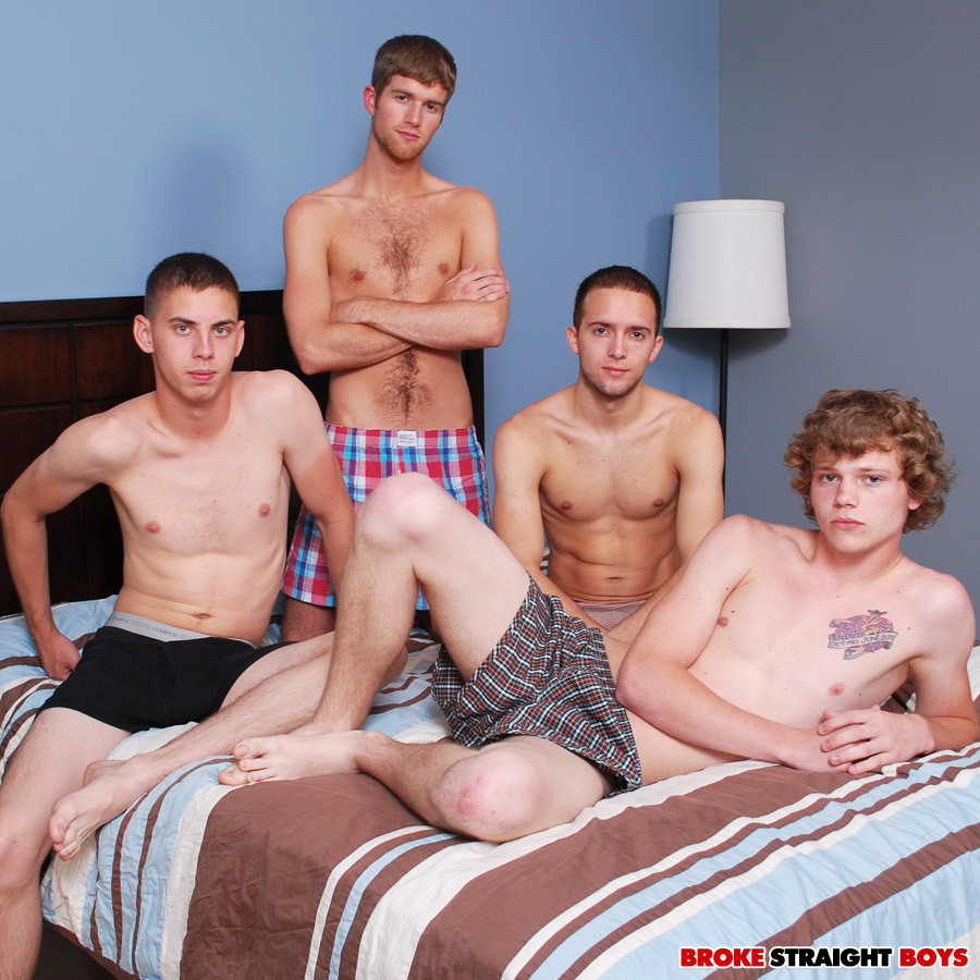 Straight Male Orgy Pictures