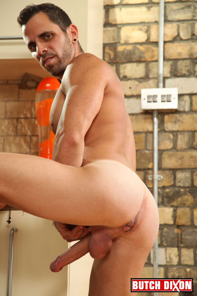 Butch-Dixon-Jules-Cage-torrent-ARAB-cock-10 Hot Built Amateur Arab Jacks His Big Arab Cock and Shows His Ass