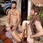 Colby Keller Tommy Defendi fuck Chris Porter Hairy Guys25 150x150 Hairy Amateur Cowboys in a Three Way Fuck