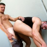 Out In Public Body buildling public raw sex torrent 11 150x150 Amateur Bodybuilder Gets Fucked Bareback and Eats Cum
