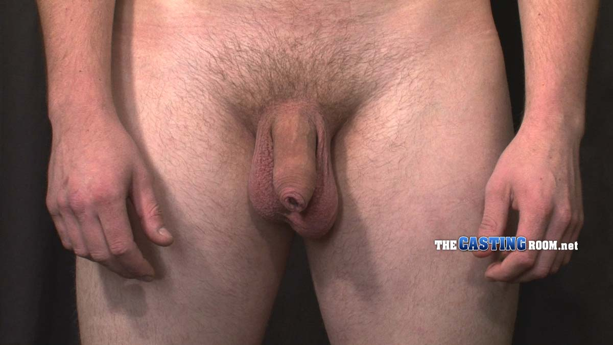TheCastingRoom Ben uncut masturbation torrent 04 Amateur Straight Man Jacks Off His Big Uncut Cock For Porn Audition