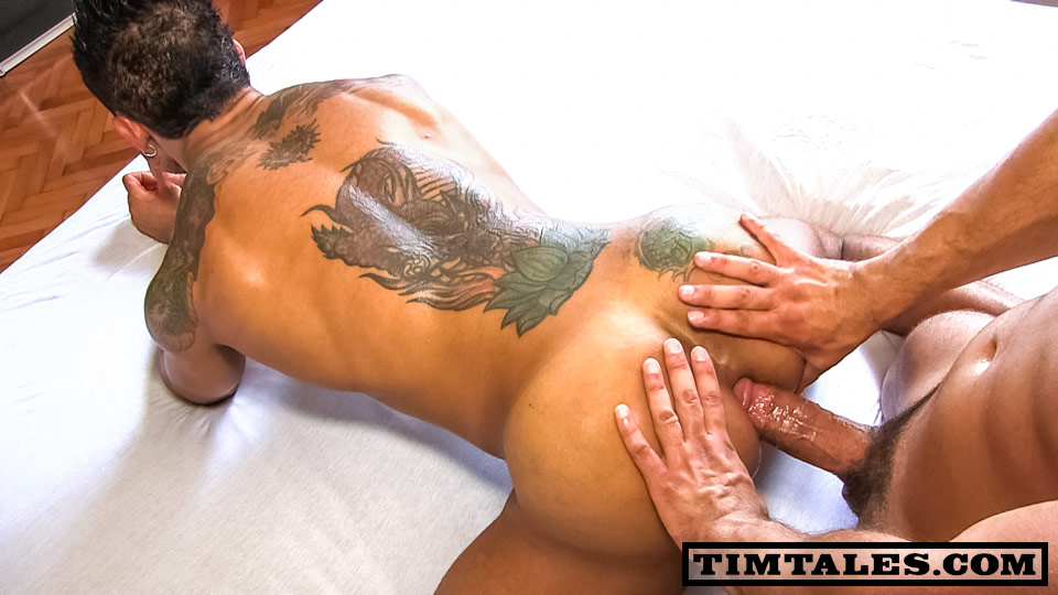 TimTales Diego and Wagner Bareback Fucking 06 TimTales 3 Way: Amateur Brazilian Bareback Fucking