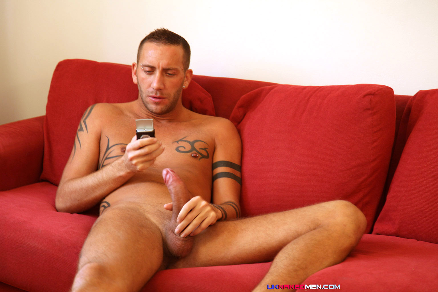 UKNakedmen-Diego-and-Romeo-torrent-ARAB-cock-16 Big Cock Arab Shoots a Cum Load all over British Mans Face