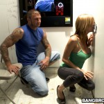 Ungloryhole Straight Jock Gets Cock Sucked 03 150x150 Straight Amateur Muscle Guy Gets Tricked at the Gloryhole