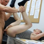 parolehim anthony mose benny charge torrent bareback 14 150x150 Parole Officer Forces Two Young Amateur Parolees to Fuck in His Office
