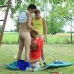 uknakedmen Kameron Frost Kevin Archer Romeo Courtois 06 150x150 Outdoor Amateur Huge Uncut Cocks Sucking and Fucking
