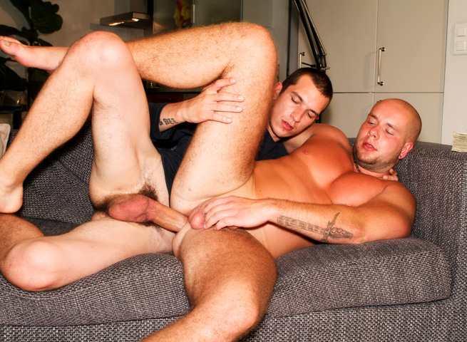 Bareback Attack Caleb Morton Beautiful Ass Cock 08 Straight Amateur Muscle Stud Takes a Huge Uncut Cock Bareback