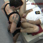 Parole Him Mike Covington White Trash Bareback 30 150x150 Amateur White Trash Punk Fucks His Parole Officer Bareback