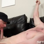 Suck-Off-Guys-Seth-Chase-Striaght-Blowjob-30-150x150 Eating The Cum Out of a Hot Amateur Straight Guys Cock