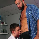 alphamale JP Dubois and Spencer Reed fucking 04 150x150 Amateur Hairy Muscle Daddy Fucks A Twink Hard and Rough