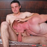 Broke-Straight-Boys-Spencer-Todd-and-Trey-Evans-09-150x150 Straight Amateur Redhead Stud Fucks A Hot Hairy Amatuer Ass For Cash