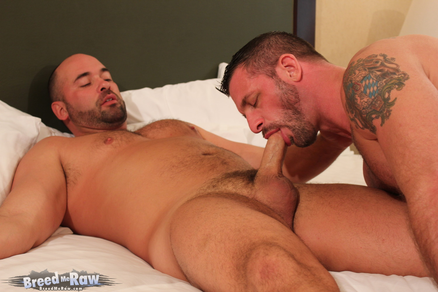 Breed Me Raw Tyler Reed and Morgan Black 02 Amateur Hung Muscle Studs Rimming and Barebacking