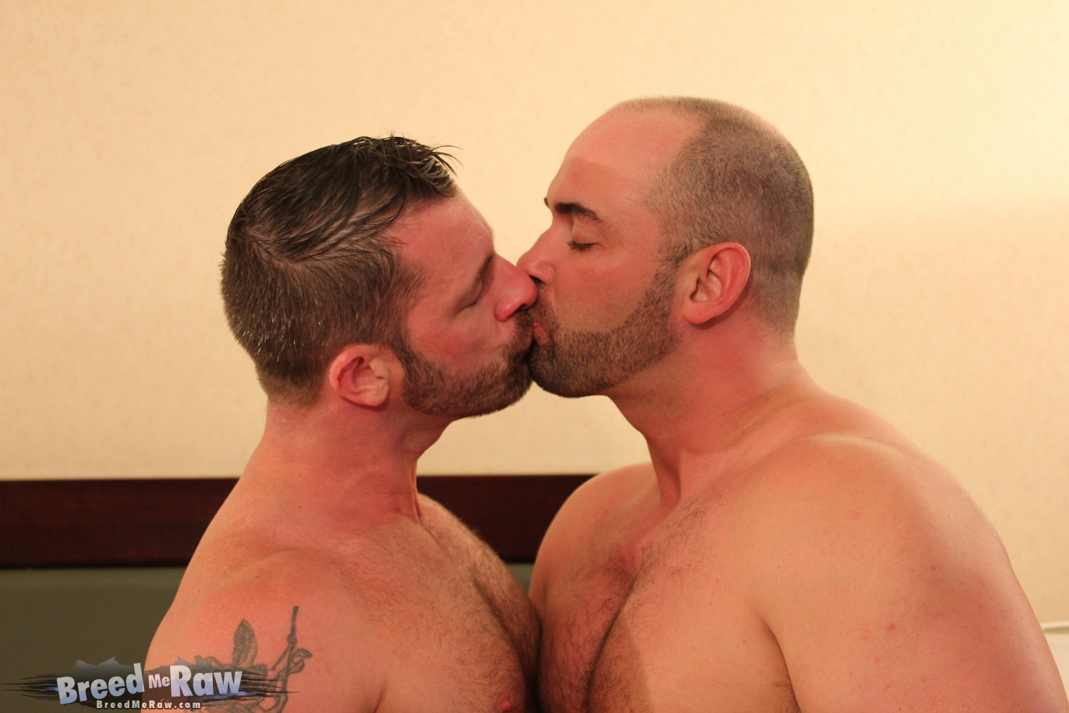 Breed Me Raw Tyler Reed and Morgan Black 09 Amateur Hung Muscle Studs Rimming and Barebacking