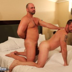Breed Me Raw Tyler Reed and Morgan Black 14 150x150 Amateur Hung Muscle Studs Rimming and Barebacking