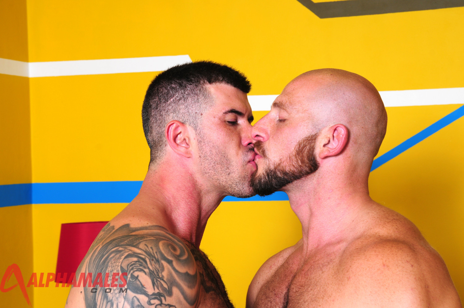AlphaMales Aitor Crash and Adam Killian gay fucking 01 AlphaMales: Aitor Crash and Adam Killian