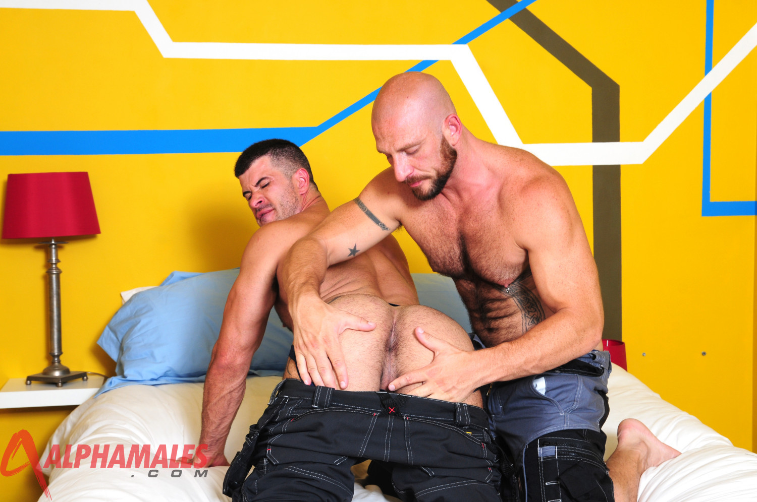 AlphaMales Aitor Crash and Adam Killian gay fucking 04 AlphaMales: Aitor Crash and Adam Killian