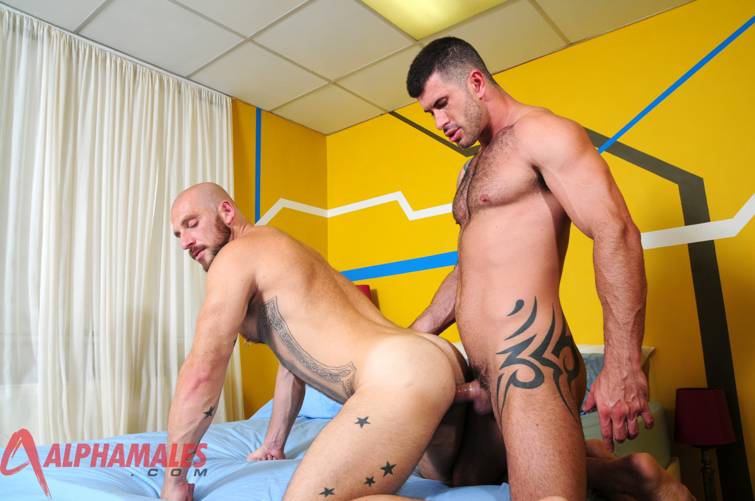 AlphaMales Aitor Crash and Adam Killian gay fucking 16 AlphaMales: Aitor Crash and Adam Killian