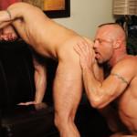 Bareback That Hole Chad Brock and Ben Statham big uncut cock 08 150x150 Bareback Fucking A Hot Hairy Uncut Bottom